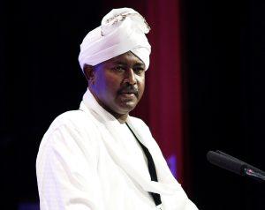 El Sadig Ibrahim Ahmed Ibrahim, Sudan