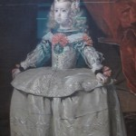 Diego Velázquez: Margaret Teresa at 5 1656