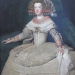 Diego Velázquez: Infanta Maria Teresa 1652/3