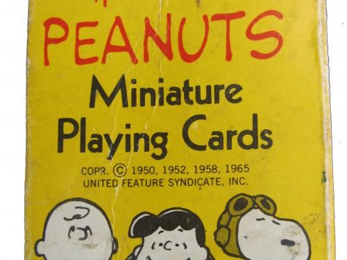PeanutsCardsPack