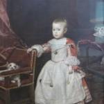 Diego Velázquez: Philip Prosper 1659